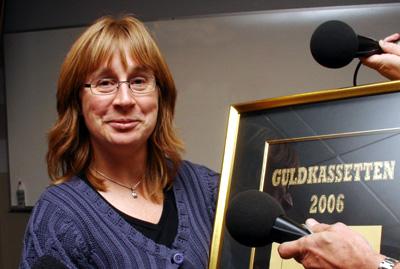 Guldkassettenvinnare2006