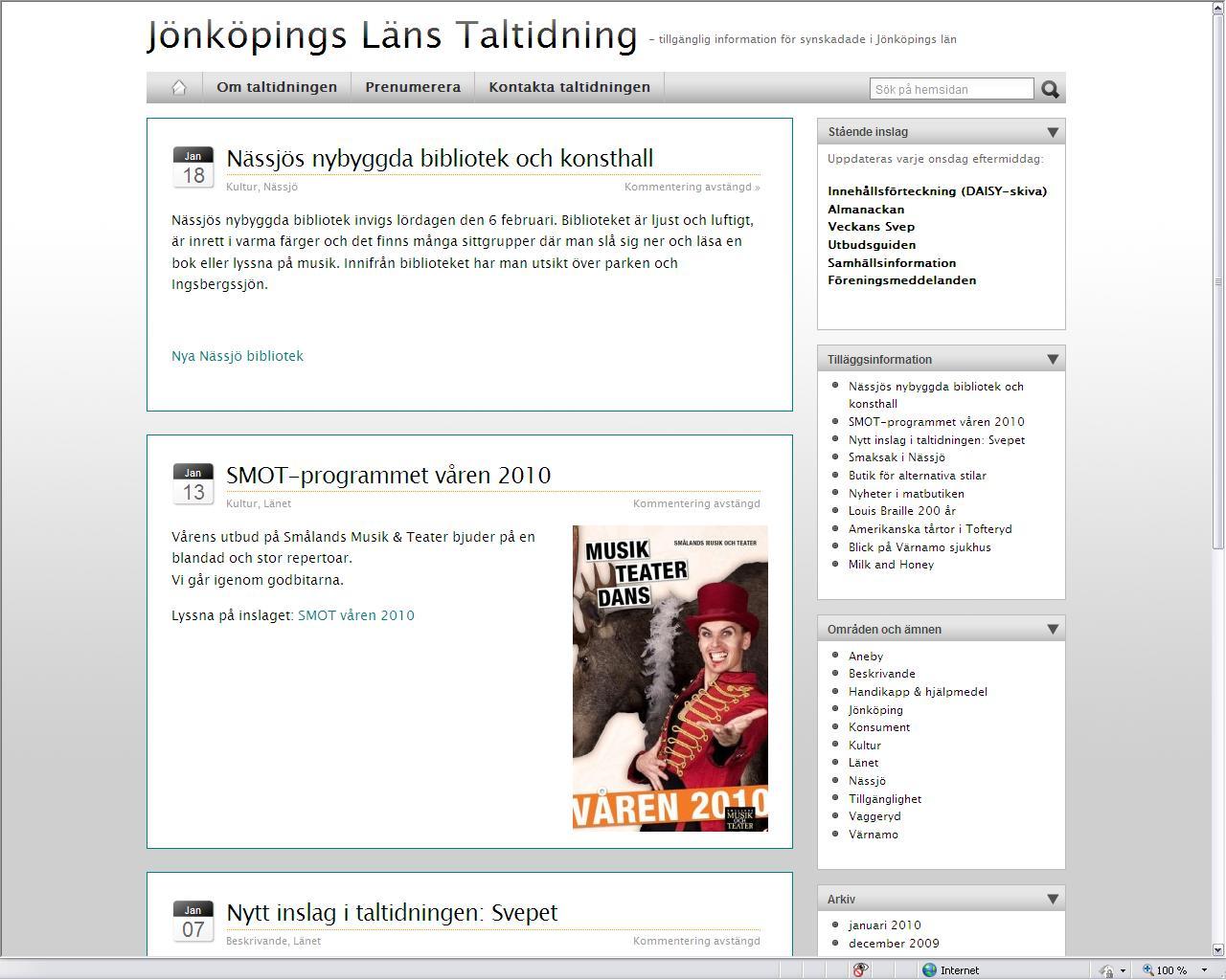 Bild: Jönköpings Läns Taltidning