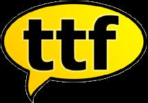 TTF:s logotyp